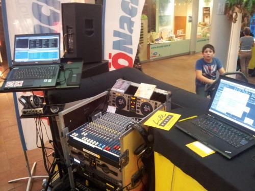 Life Radio Einkaufsnacht Arkade Linz