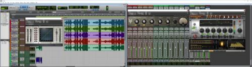 Pro Tools 12 Session