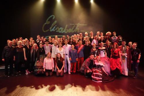 Musical ElisabethStadttheater Wels