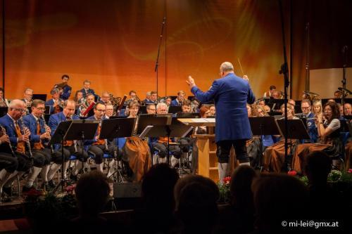 Herbstkonzert Stadtkapelle Leonding