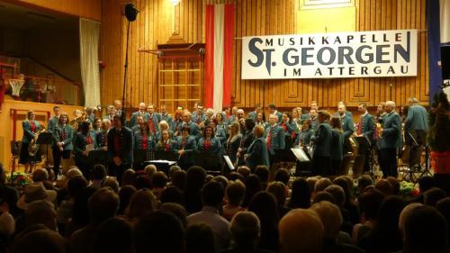 Musikverein St. Georgen im AttergauFrühlingskonzert