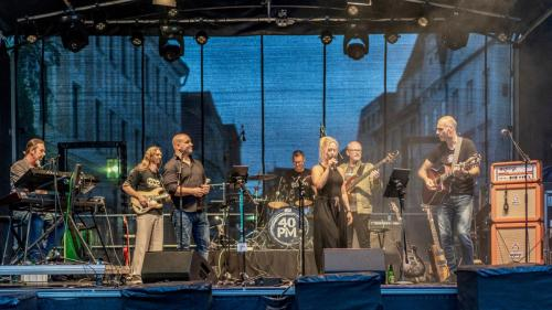 40pm Band Stadtfest Steyr